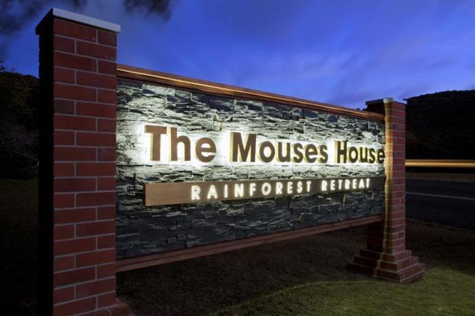 Photo: The Mouses House Rainforest Retreat