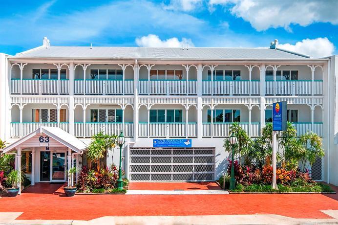 Photo: Comfort Inn & Suites City Terraces Cairns