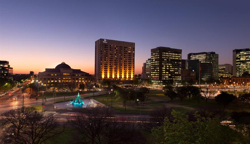 Photo: Hilton Adelaide