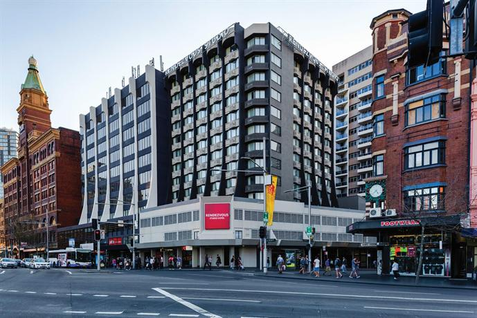 Photo: Rendezvous Hotel Sydney Central