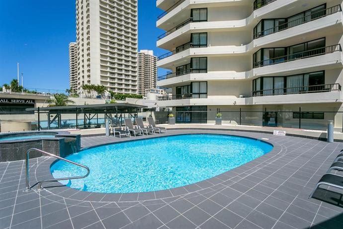 Photo: BreakFree Cosmopolitan Resort Gold Coast