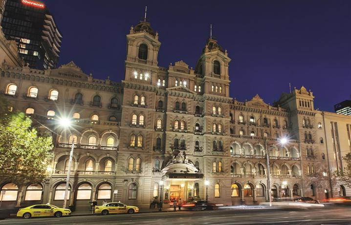 Photo: The Hotel Windsor