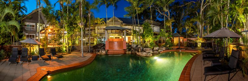 Photo: Paradise On The Beach Resort Palm Cove