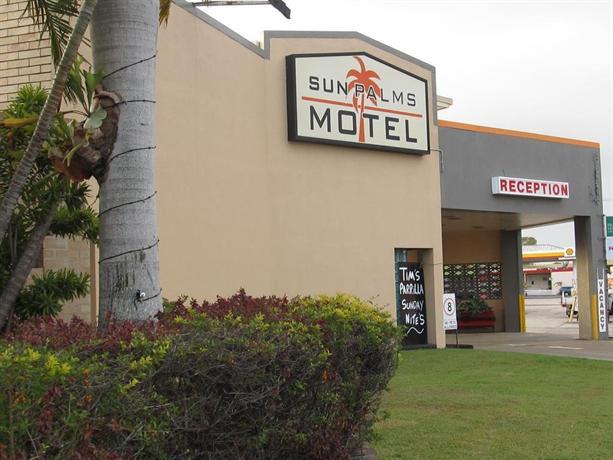 Photo: Sun palms Motel