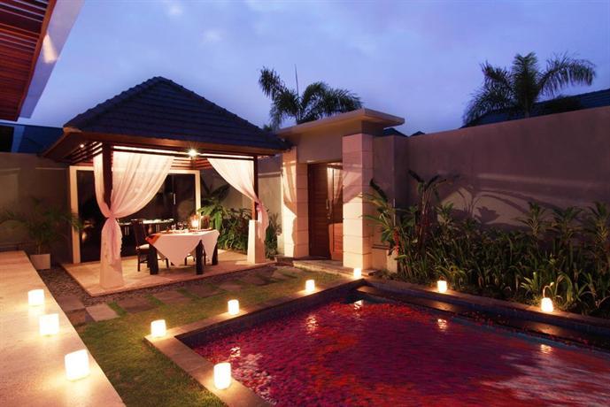 棕榈套房别墅
