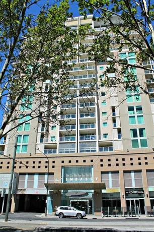 Photo: Adelaide DressCircle Apartments North Terrace