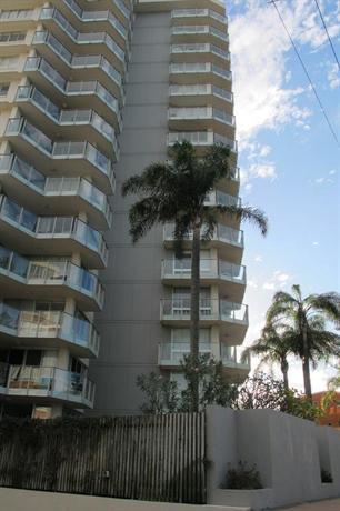 Photo: Pacific Regis Beachfront Apartments Gold Coast