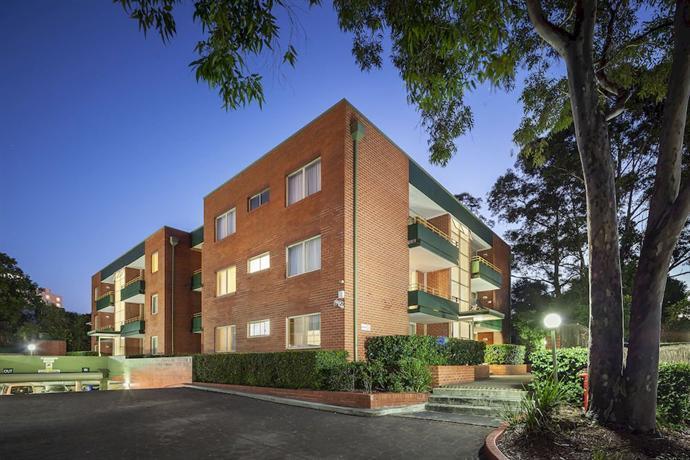 Photo: APX Apartments Parramatta