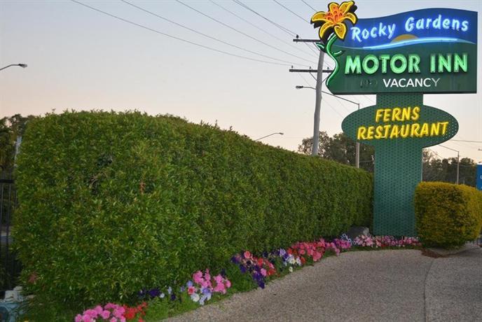 Photo: Rocky Gardens Motor Inn
