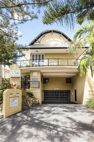 Photo: Julians Apartments Byron Bay