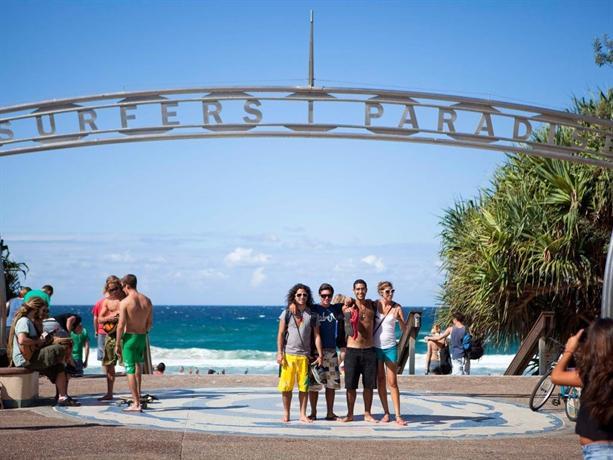 Photo: Surfers Paradise YHA