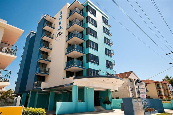 Photo: Aqualine Apartments On The Broadwater