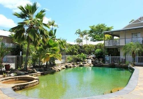 Photo: Cairns Tropical Gardens Motel