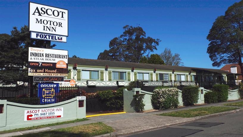 Photo: Ascot Motor Inn