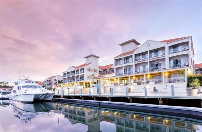 Photo: Ramada Hotel Hope Harbour