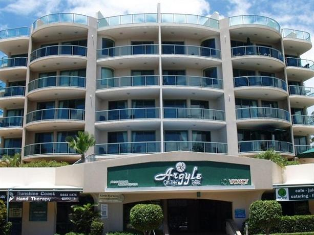 Photo: Argyle on The Park Apartments Maroochydore