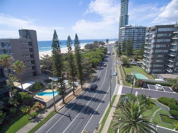 Photo: Norfolk Luxury Beachfront Apartments Gold Coast