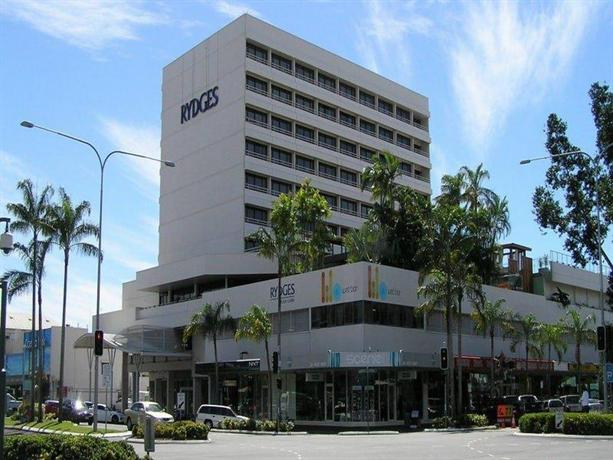 Photo: Rydges Plaza Cairns