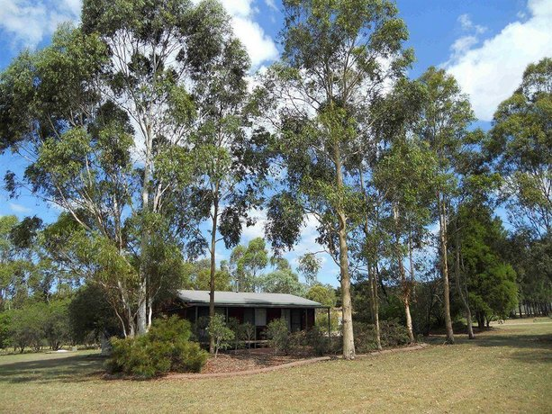 Photo: Twin Trees Country Cottages Pokolbin