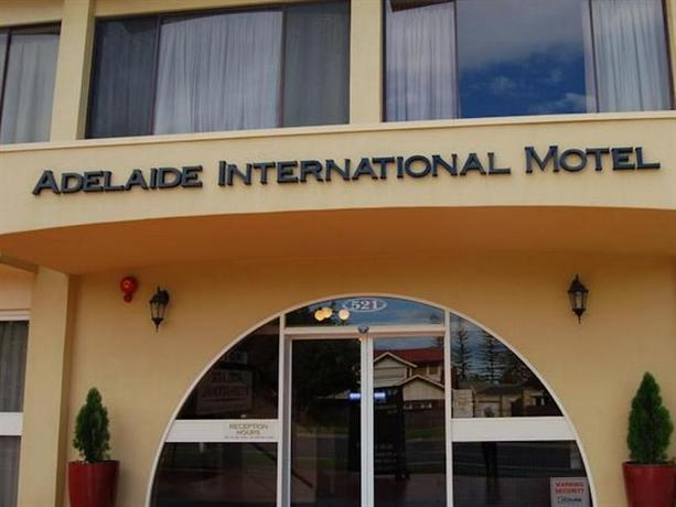 Photo: Adelaide International Motel