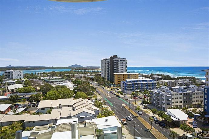 Photo: Aqua Vista Resort Maroochydore