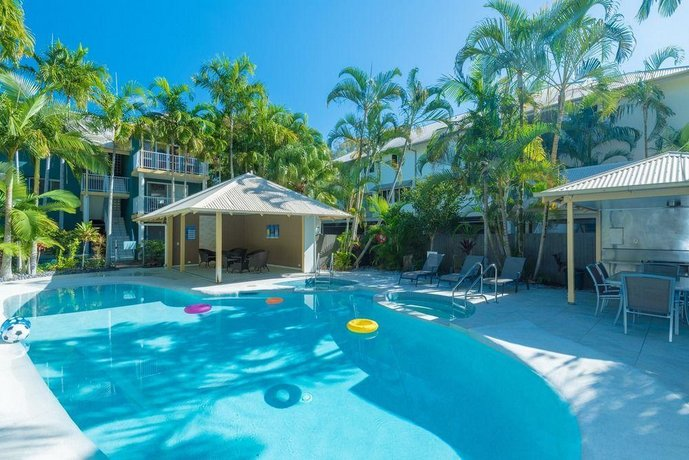 Photo: Noosa Outrigger Beach Resort