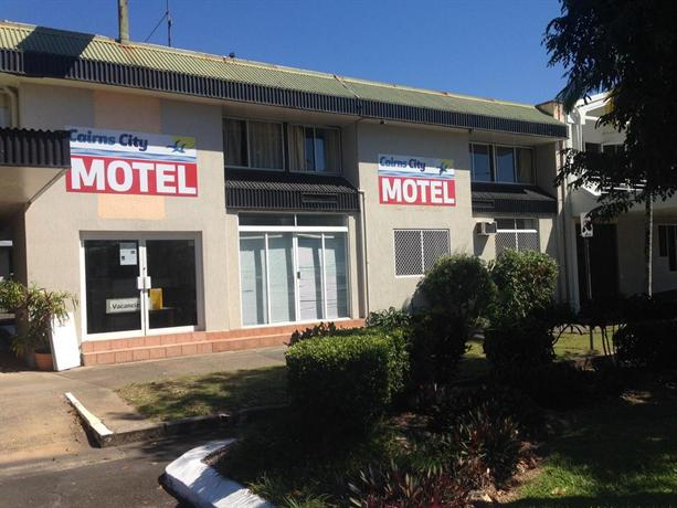 Photo: Cairns City Motel