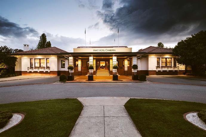 Photo: Hyatt Hotel Canberra - A Park Hyatt Hotel