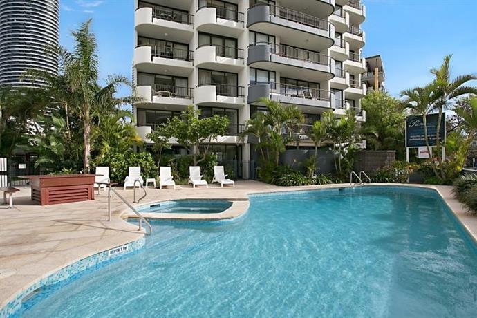 Photo: Pacific Resort Broadbeach