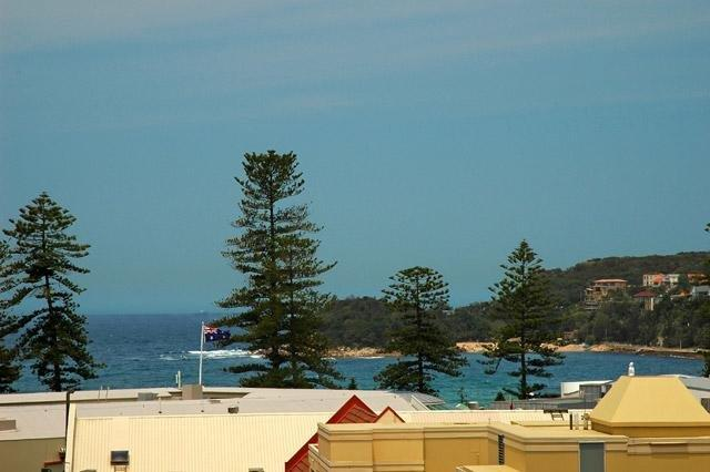 Photo: Manly at the Sea Side
