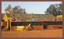 William Creek Hotel Oodnadatta