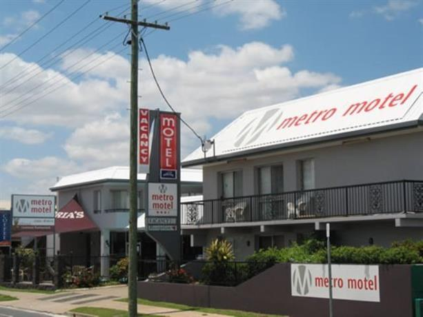 Photo: Metro Motel Rockhampton