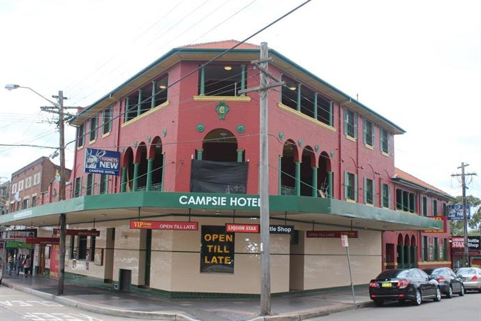 Photo: Campsie Hotel