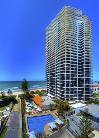 Photo: Surfers Aquarius Apartments Gold Coast