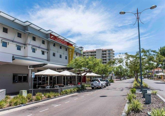 Photo: Townsville Central Hotel