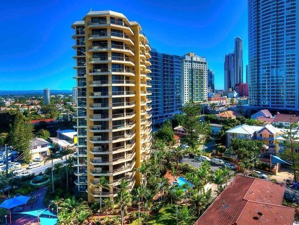 Photo: Genesis Holiday Apartments Gold Coast