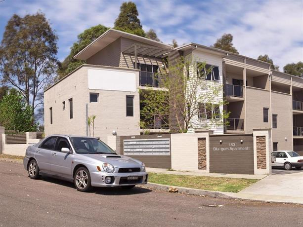 Photo: Bluegum Apartments Newcastle