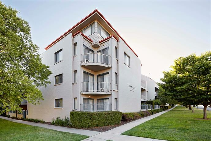 Photo: Pinnacle Apartments Canberra