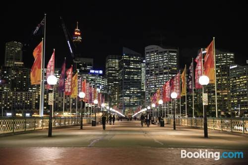 Photo: MD25 - Top Location Brand New Apt close to Darling Harbour