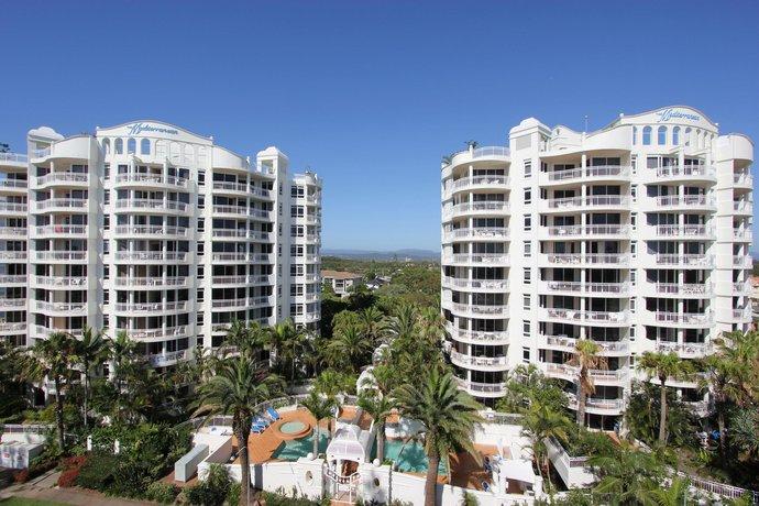 Photo: Burleigh Mediterranean Resort