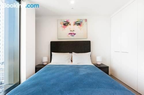 Photo: TORI Executive Southbank Apartments