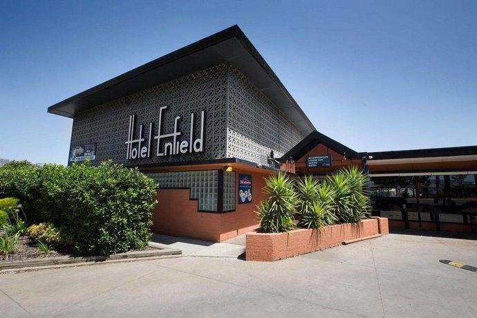 Photo: Enfield Motel