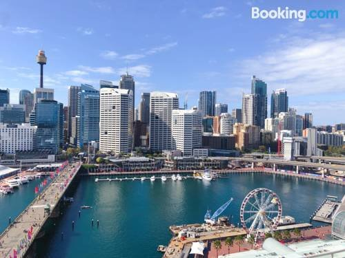 Photo: MP50-Top location with view in Pyrmont near Darling Harbour