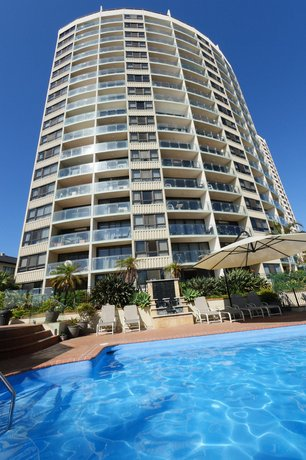 Photo: Princess Palm On The Beach Apartments Gold Coast
