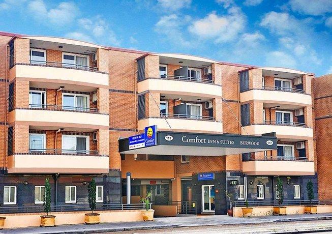 Photo: Comfort Inn & Suites Burwood Sydney