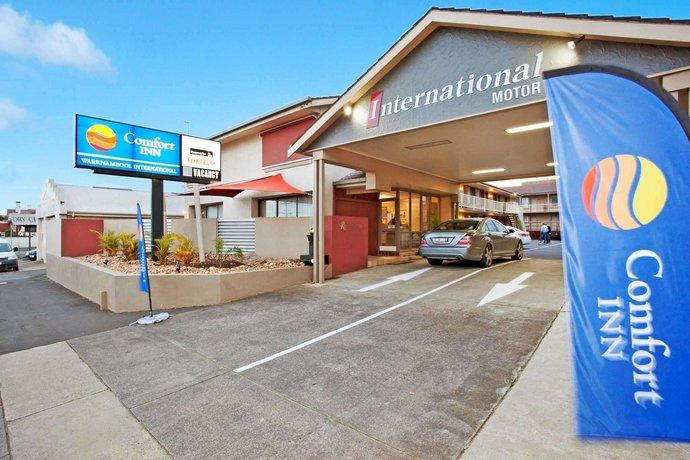 Photo: Comfort Inn Warrnambool International