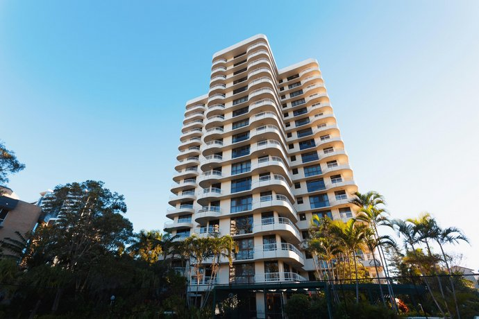 Photo: Capricornia Apartments Broadbeach Gold Coast