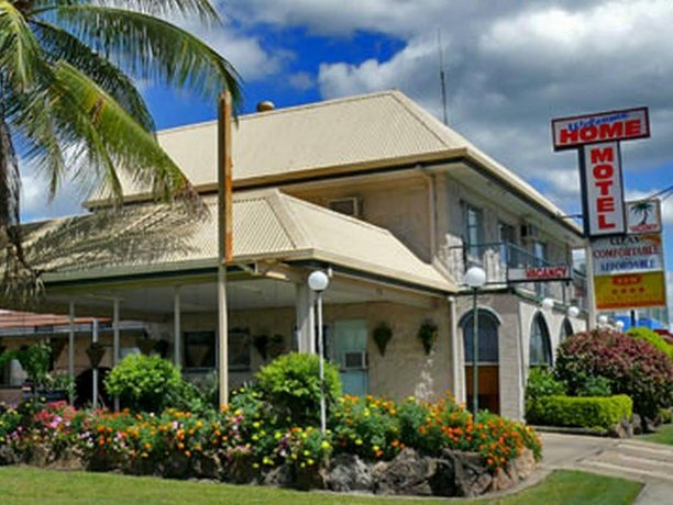 Photo: Welcome Home Motel Rockhampton