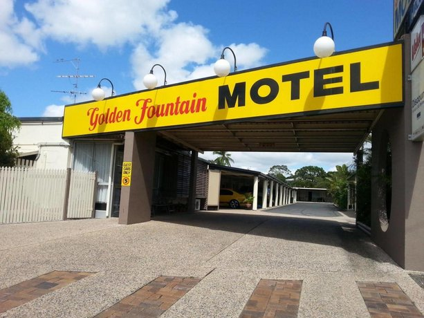 Photo: Golden Fountain Motel