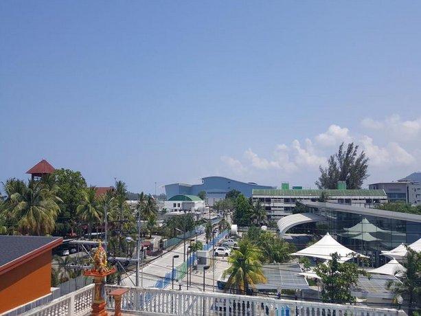 普吉岛bs机场旅舍